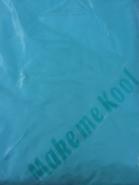 """Make me Kool"" Towel - Green"