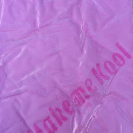 """Make me Kool"" Towel  - Pink"