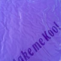 """Make me Kool"" Towel  - Purple"