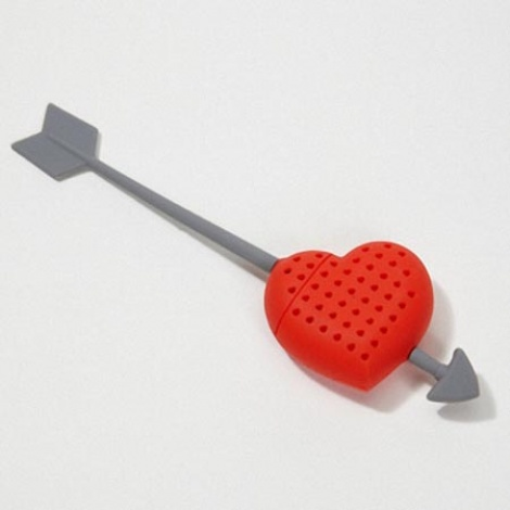 Heart Shaped Tea Infuser - great for Mother's Day