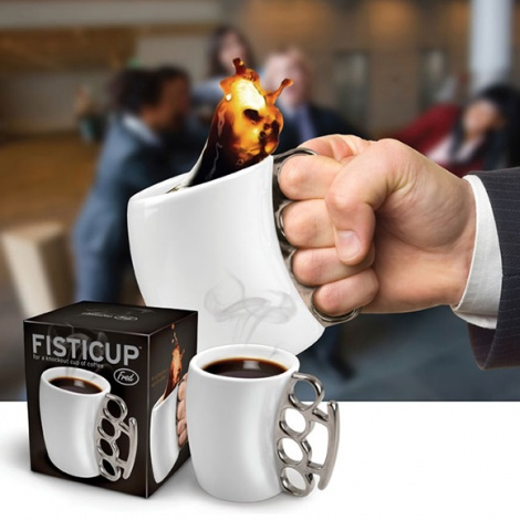 Fisticup White