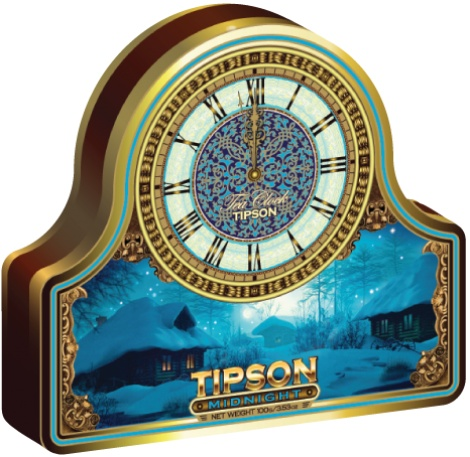 Tea Clock Midnight (125 gm) SALE