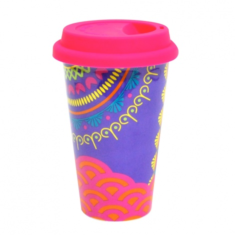 Viva Fiesta Travel Mug