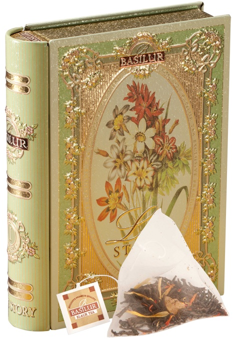 MINIATURE TEA BOOK - LOVE STORY VOL I