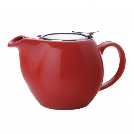 Teapot for one red