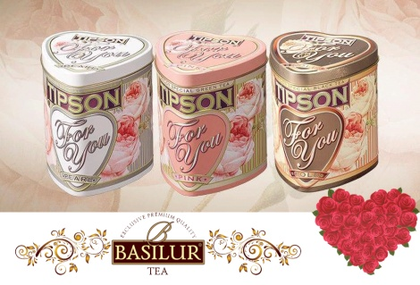 Tipson FOR YOU (Set of 3 tins)