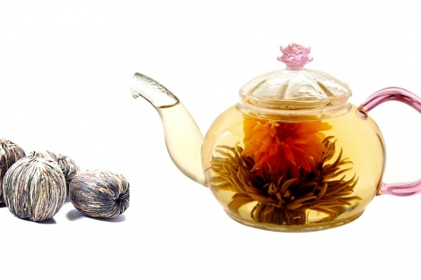 Blooming Tea (Green Tea Ball)