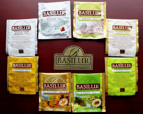 Basilur Four Seasons Tea Bags