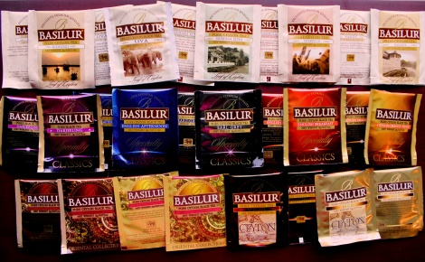 Basilur Black Teas