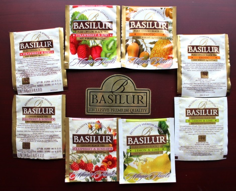 Basilur Magic Fruits Tea Bags