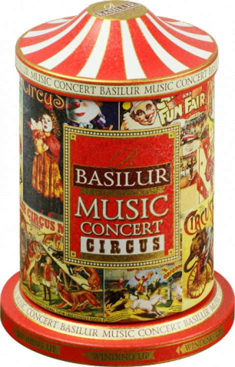 "MUSIC CONCERT ""CIRCUS CONCERT"" -100g (NEW!)"