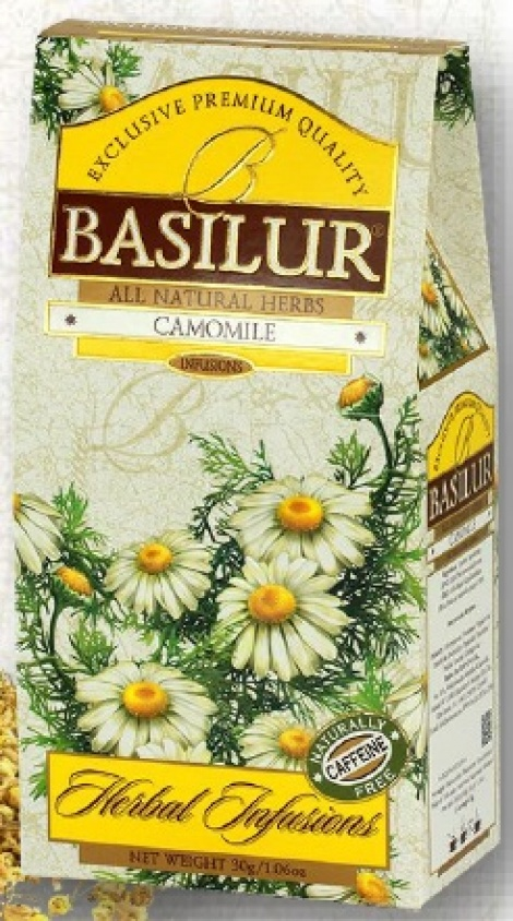 HERBAL - CAMOMILE 30G