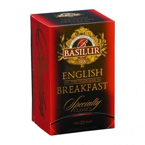 ENGLISH BREAKFAST 20EN NEW!!!