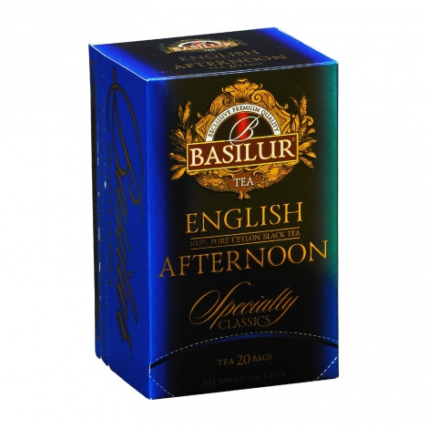 Basilur Tea Specialty Classics English Afternoon Tea 20EN