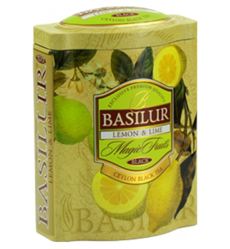 LEMON & LIME 100g tin NEW