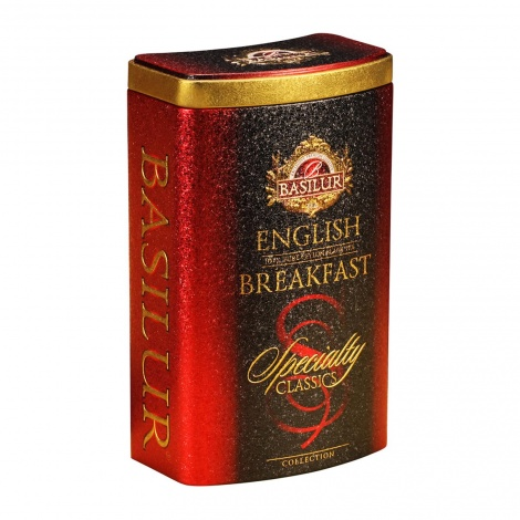 ENGLISH BREAKFAST 100g Metal Tin NEW!!!