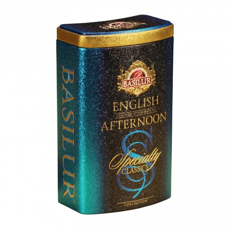 English Afternoon 100g Metal Tin NEW!!!