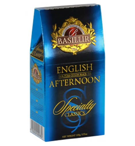 English Afternoon 100g Packet NEW!!!