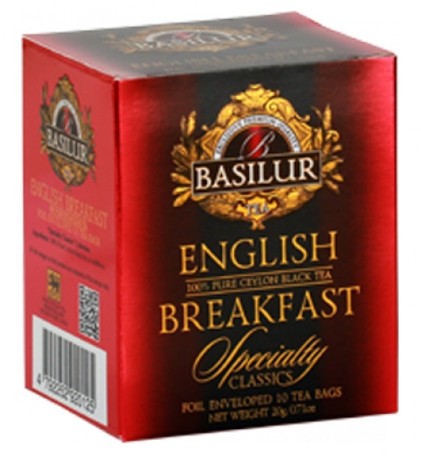 ENGLISH BREAKFAST - 2g X 10 EN NEW!!!