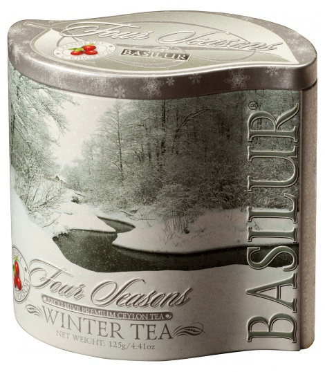 Four Seasons - WINTER TEA 125g Metal Tin