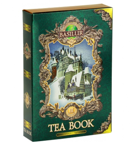 TEA BOOK VOL III (Green) 75g
