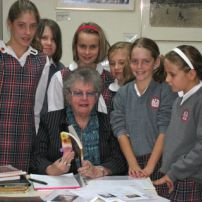 Mosman Library Intergenerational Biography Project for Schools