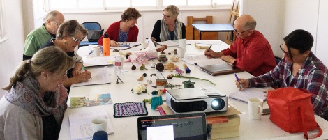 Workshops School of Arts Studios Narooma 2018