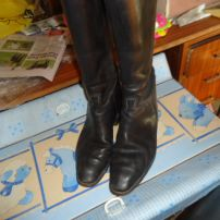 Hannoverian riding Wear Boots