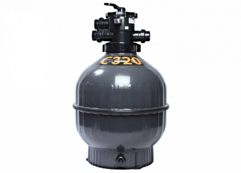 C320 Sand Filter Top Mount Filter (50mm)