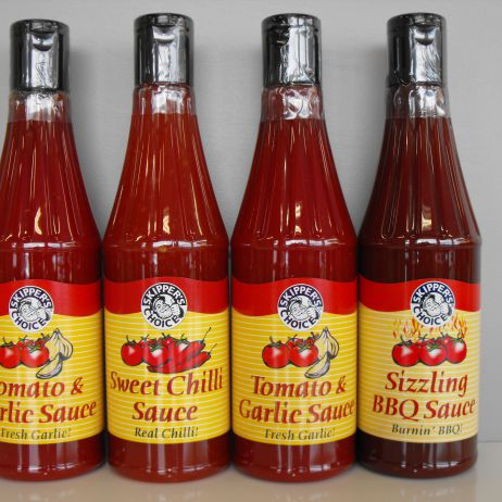 Tomato Sauces with a twist