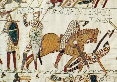 19 March-26 March 2014  HASTINGS: THE BATTLE FOR ENGLAND 1066