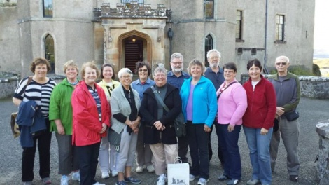 8 Sept - 4 Oct 2013 WESTERN SCOTLAND HISTORY STUDY TOUR