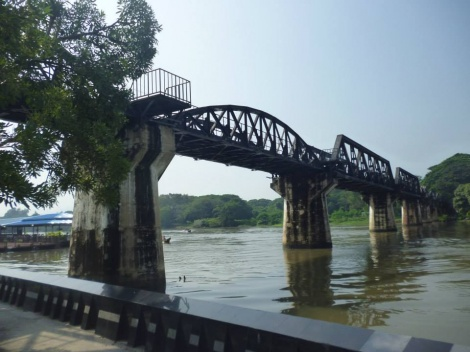 28 April-26 May 2014 RAILWAY MAN, SINGAPORE AND THE BRIDGE ON THE RIVER KWAI