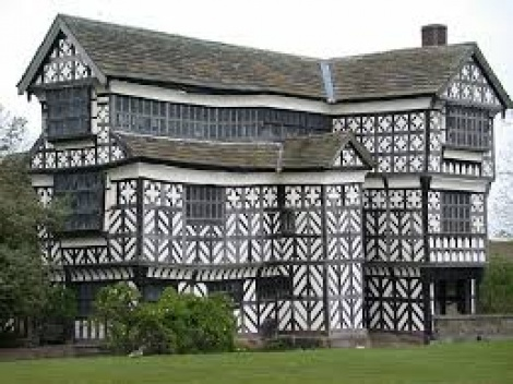 Mon 13-20 Oct 2014 CHESTER AND THE 'BLACK AND WHITE' COUNTY OF CHESHIRE