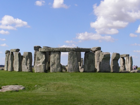 WENDING THROUGH WILTSHIRE: STONEHENGE, OLD SARUM, AND SALISBURY