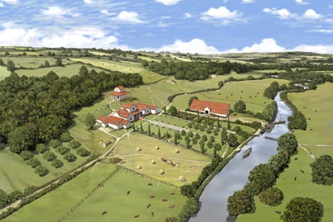 ROMAN VILLAS OF BRITAIN
