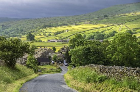 YORKSHIRE DALES AND JAMES HERRIOT