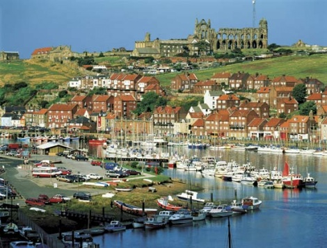 WHITBY: HILDA, JAMES COOK AND JET