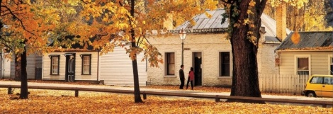 ARROWTOWN: ALLUVIAL GOLD AND AUTUMN GLORY