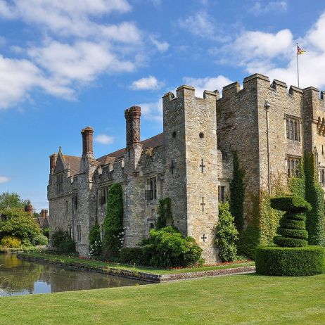 HENRY VIII, ANNE BOLEYN AND HEVER CASTLE