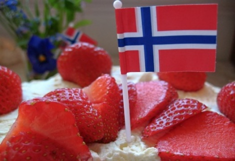 Norwegian Strawberries: the Gift of the Gulf Stream