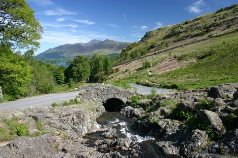 Lake District of Cumbria