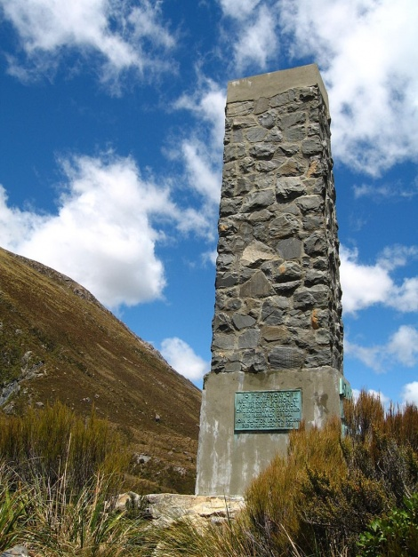 Alpine Passes of the South Island