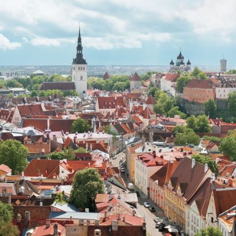 Estonia: Connected but Unique