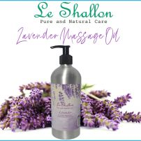 Lavender Massage Oil