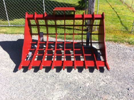 Root/Rock Rake 600 series