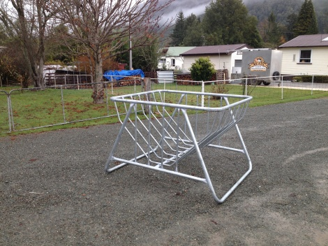 Single Cradle for Sheep, Deer & Horses