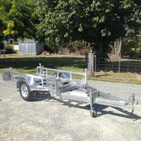 Chassis Trailer - Single Axle