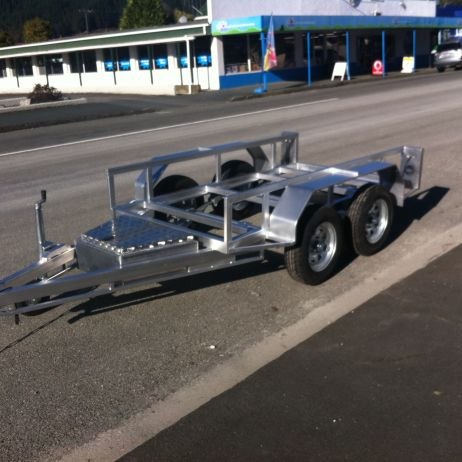 Chassis Trailer - Tandem