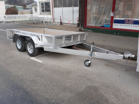 Conventional Tandem Trailer 2.7m x 1.7m